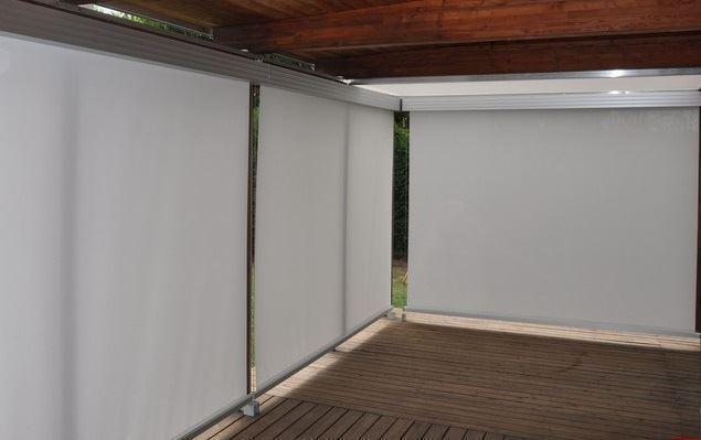 Rollersur toldo vertical tela lona vinilica for Recambios de telas para toldos